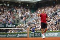 De qué planeta viniste: Novak Djokovic ganó Roland Garros y es el campeón vigente de los cuatro Grand Slams