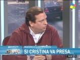 El cruce de Moreno con Brienza y López