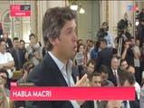Macri sobre su reunión con Carrió