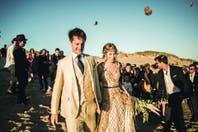 Una novia encantada: el casamiento de Anushka Elliot en Uruguay