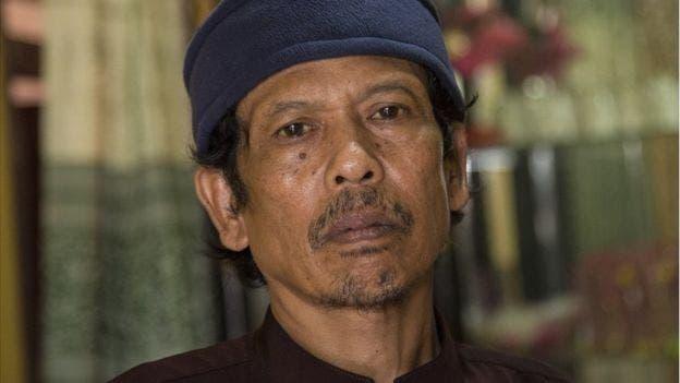El padre de Siti Aisyah es un agricultor.