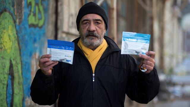 Venta de marihuana en farmacias de Uruguay. Foto: Reuters / Andres Stapff