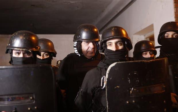 Minnicelli, la noche en que fue detendio