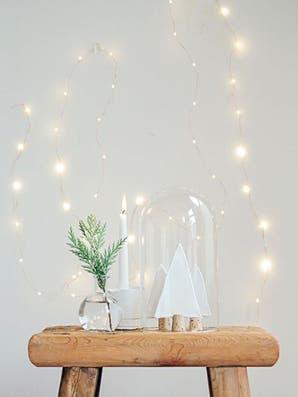 Deco navideña: opciones originales para el arbolito