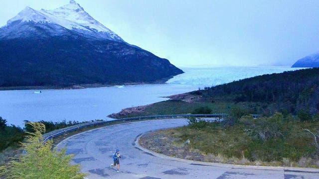 Lim corrió entre paisajes muy bellos