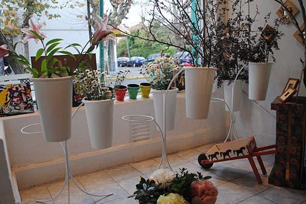 Podés elegir llevarte un ramo entero o por varillas. Foto: Cecilia Wall