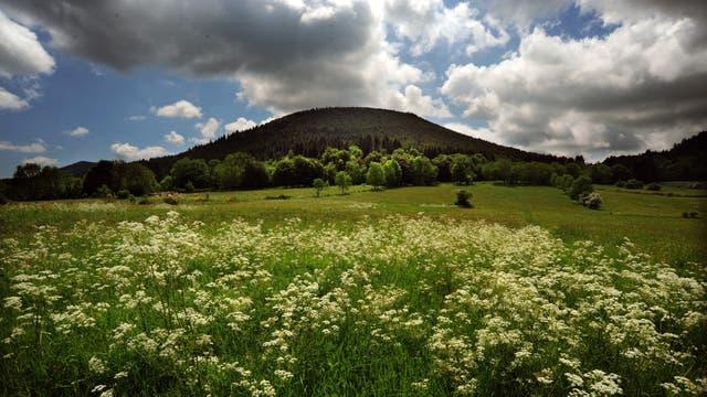 Tectono-volcanic Ensemble of the Chaine des Puys and Limagne Fault. La Unesco estudia incluir en su inventario bienes culturales para proteger. Naturaleza. Foto: Sitio oficial de la Unesco