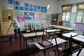 Los alumnos bonaerenses sufrieron esta semana cuatro días de paro consecutivos