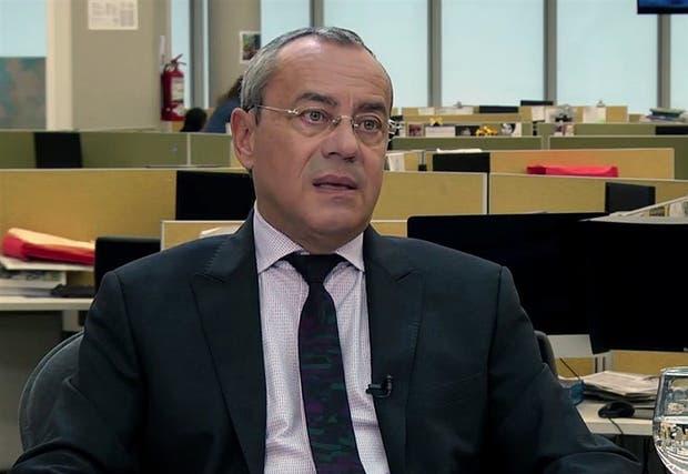 El embajador Jean-Michel Casa, en LA NACION
