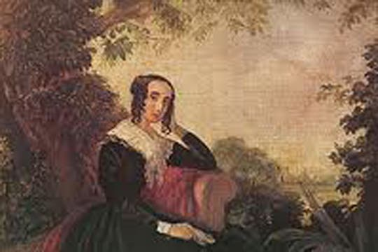 Mariquita Sánchez de Thompson.