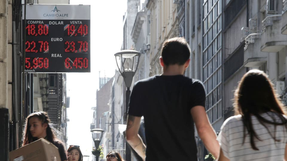 El dólar subió 68 centavos hoy en el mercado minorista
