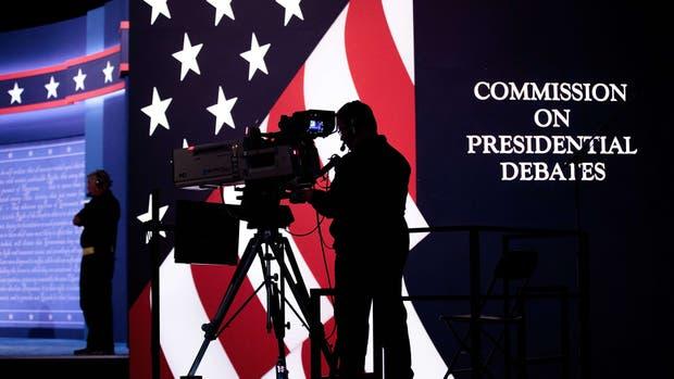 Cinco claves a tener en cuenta para el debate presidencial de EE.UU.