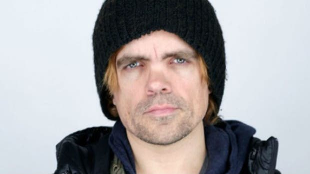 El actor de Games of Thrones, Peter Dinklage, fue cantante de una banda de punk