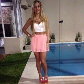 Macarena Mendizabal era estudiante de la Universidad Católica Argentina y campeona de patín, hoy está en estado vegetativo