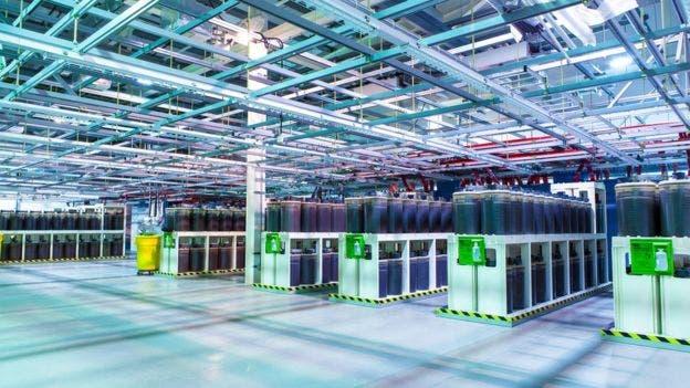 Tata Communications posee el 25% de las rutas de internet del planeta. Esta es la estación de amarre de los cables que la compañía tiene en Reino Unido.