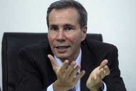 Alberto Nisman fue hallado muerto en su departamento en enero pasado