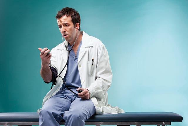 Quemados. La Argentina junto con México y Colombia encabezan la lista de países con mayor cantidad de médicos con burnout