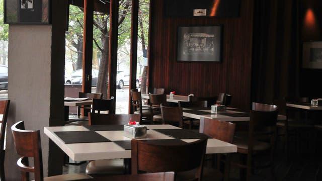Restaurantes en Belgrano: Bruni. Foto: Web Bruni