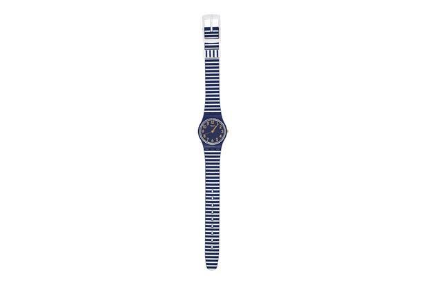Reloj, Swatch, $1500.