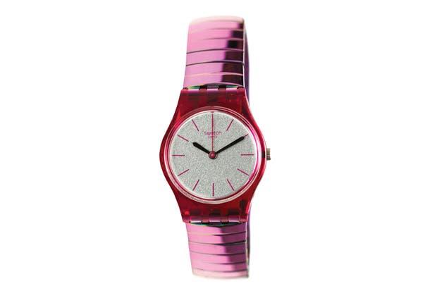 Reloj, Swatch.