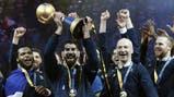 Fotos de Mundial de Handball