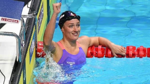 Mireia Belmonte, ganadora