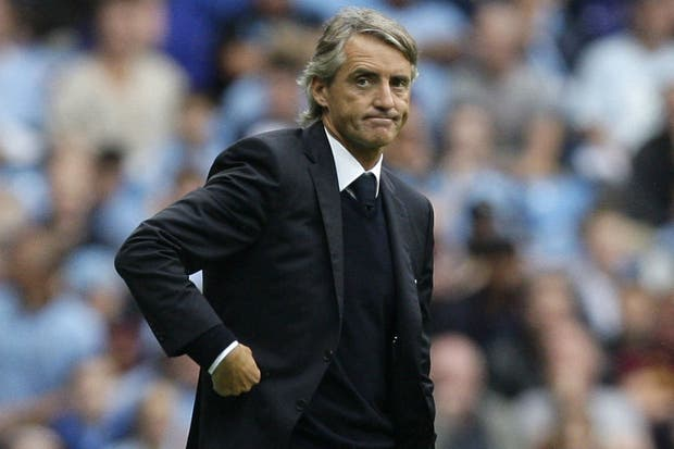 No va más para Mancini