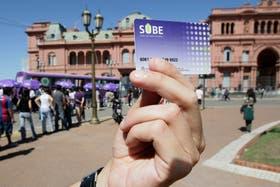 """El Gobierno justifica el registro de la tarjeta SUBE para """"individualizar"""" el subsidio en el transporte"""