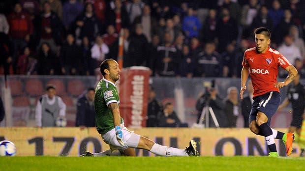 Independiente tuvo una buena reacción anímica y futbolística