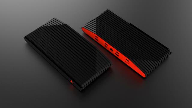 Atari también planea tener una versión de la Ataribox en negro y rojo