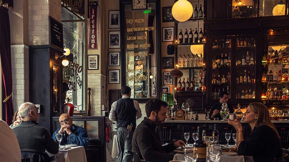 Club Social, para comer en Avenida Caseros