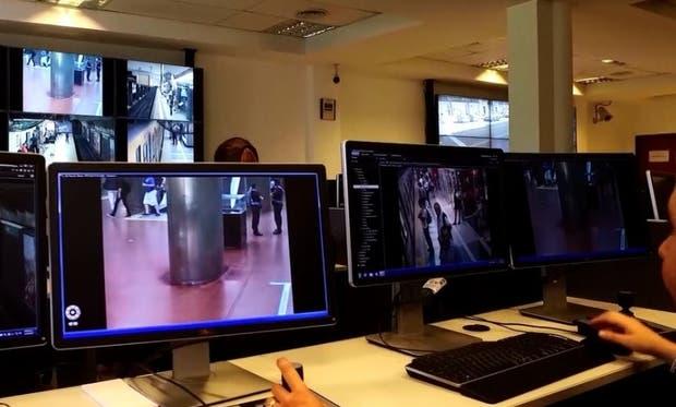 Se inauguró el segundo centro de monitoreo de subterráneos