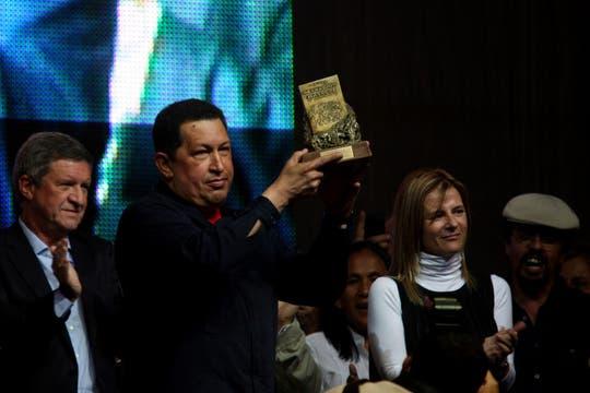 El premio tradicionalmente se adjudica a figuras relevantes del periodismo y la investigación en comunicación. Foto: LA NACION / Santiago Hafford