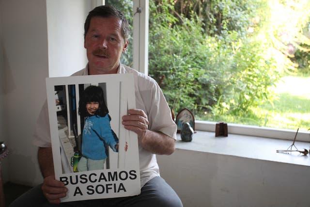 La búsqueda de Sofía Herrera desvela a Juan Carr