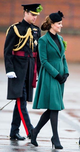 Kate Middleton logró lo que todas las mujeres sueñan: conquistar al príncipe (Guillermo) Los duques de Cambridge ahora están a la espera de su primer hijo. Foto: /Getty Images