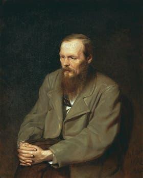 FIÓDOR DOSTOIEVSKI. El escritor ruso está entre sus lecturas literarias preferidas, junto a Leon Bloy, entre otros