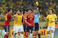 Brasil-España: la jugada polémica del partido y una salvada increíble