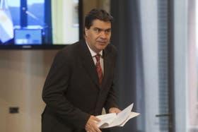Capitanich encabezó un acto junto con el ministro de Salud, Juan Manzur