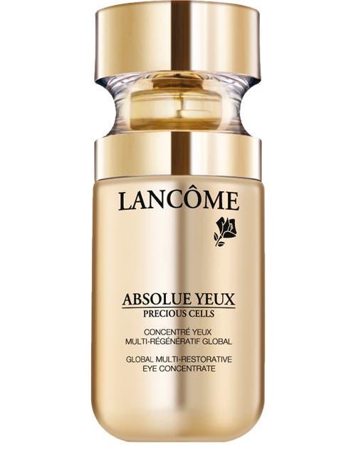 Absolue Yeux Precious Cells. Formula MultiActiva ($1535, Lancôme).