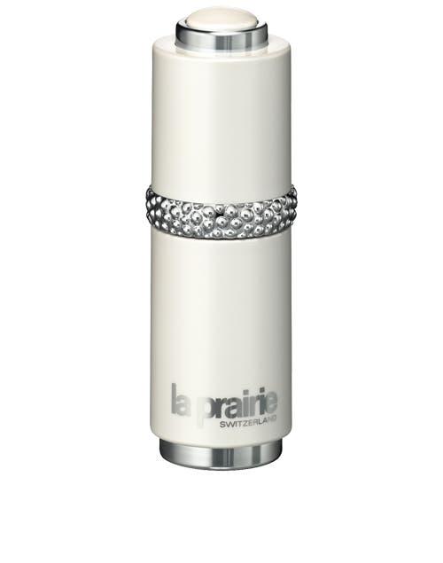 White Caviar Eye Serum. Elimina la toxicidad, impide la formacion de manchas e impulsa la microcirculacion ($ 3.700, La Prairie).