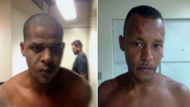 Los detenidos por el crimen fueron identificados como Douglas Gonzaga, de 33 años, y Paulo Henrique Coelho, de 22
