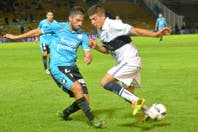 Belgrano goleó a Gimnasia en Córdoba