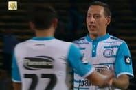 Belgrano venció 1 a 0 a Rosario Central, en el partido que pudo marcar la despedida de Coudet
