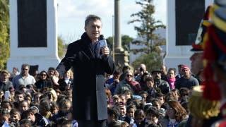 """Para Mauricio Macri hay """"miles"""" de muertos en accidentes de tránsito porque """"no tenemos rutas"""""""