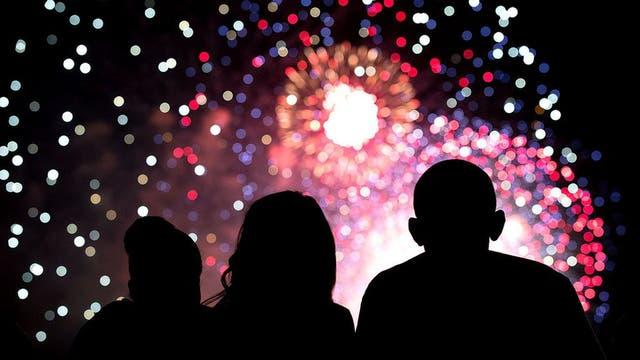 Obama celebra el Día de la Independencia. Foto: Twitter