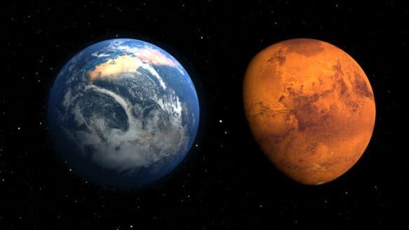 La NASA busca convertir a Marte en un planeta habitable
