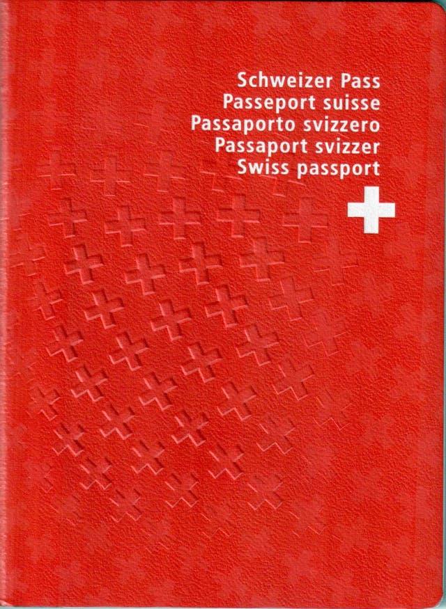 El pasaporte suizo