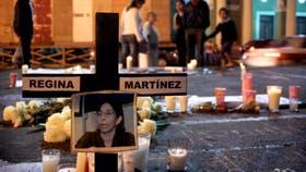 Regina Martinez fue asesinada en México en 2012