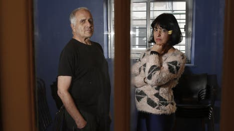 Roberto Jacoby y Fernanda Laguna / Foto: Marcelo Gómez