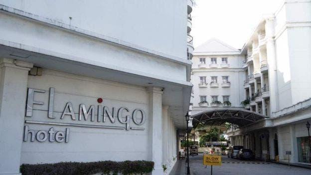 Siti Aisyah trabajó en el hotel Flamingo de Kuala Lumpur.